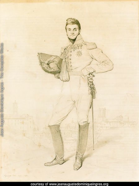General Louis-Etienne Dulong de Rosnay