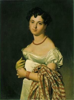 Jean Auguste Dominique Ingres - Bochet