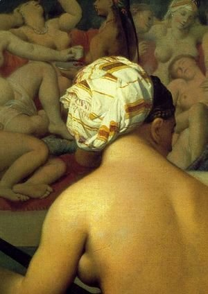 The Turkish Bath (detail)
