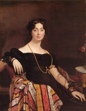 Madame Jacques Louis Leblanc