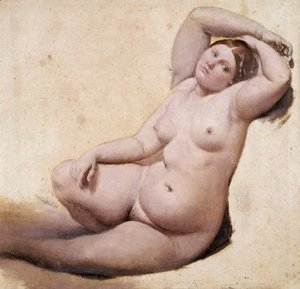 Jean Auguste Dominique Ingres - Women with three arms